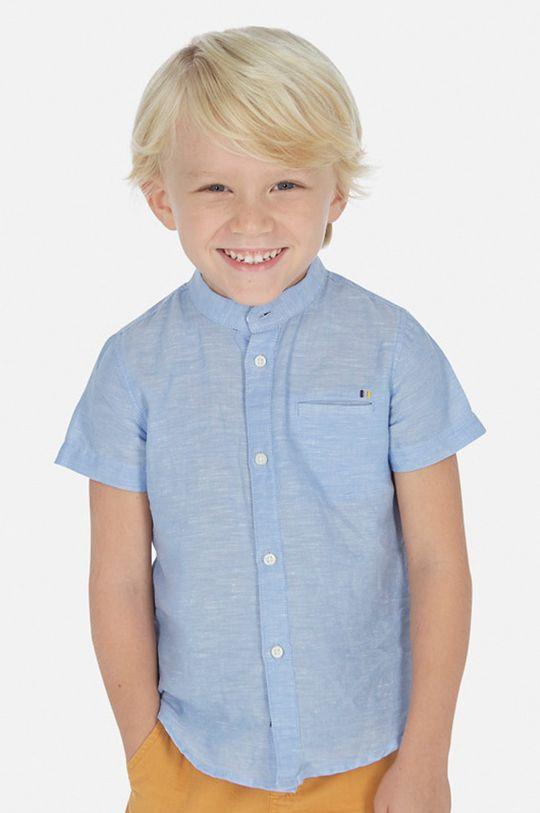 albastru deschis Mayoral - Camasa copii 92-134 cm De băieți