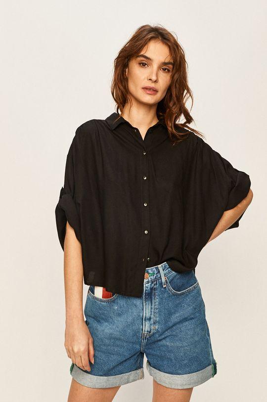 čierna Vero Moda - Košeľa Dámsky