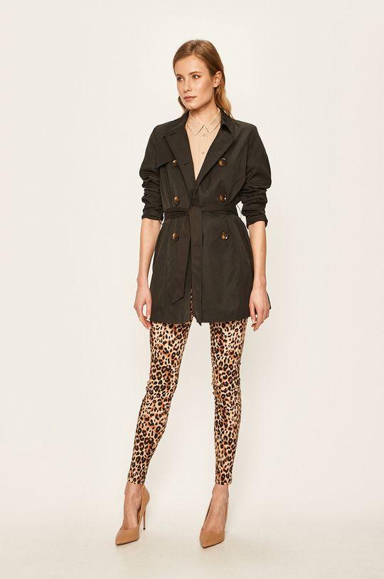 Vero Moda - Košeľa piesková
