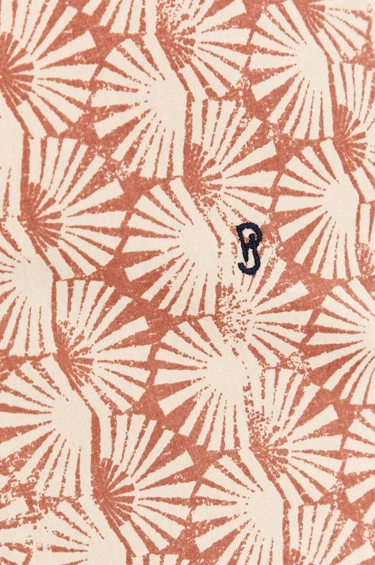 Pepe Jeans - Košile fialovo-růžová