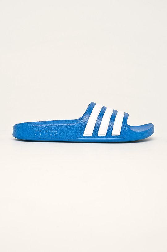 modrá adidas - Pantofle Chlapecký