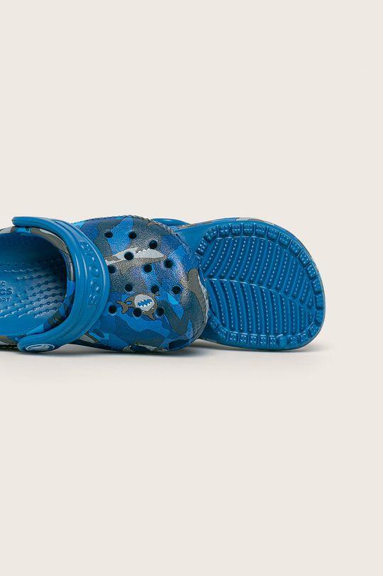 Crocs - Detské šľapky  Zvršok: Syntetická látka Vnútro: Syntetická látka Podrážka: Syntetická látka