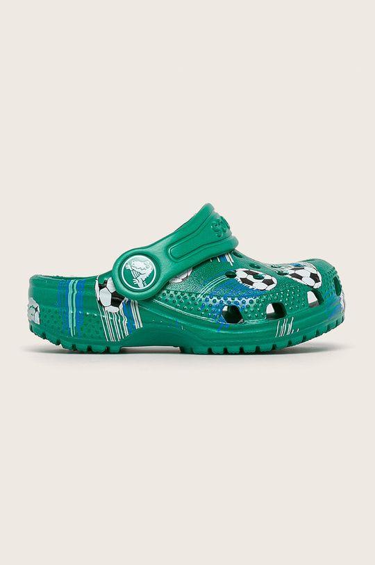 verde inchis Crocs - Slapi copii De băieți