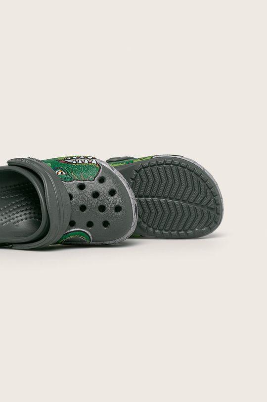 Crocs - Детски чехли  Горна част: Синтетичен материал Вътрешна част: Синтетичен материал Подметка: Синтетичен материал