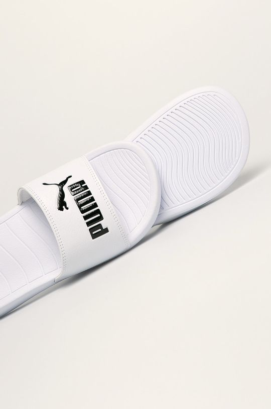 Puma - Pantofle Popcat 20  Svršek: Umělá hmota Vnitřek: Umělá hmota, Textilní materiál Podrážka: Umělá hmota