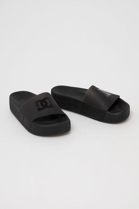 Dc - Pantofle černá
