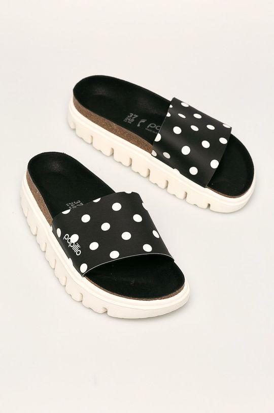 Papillio - Pantofle Cora černá