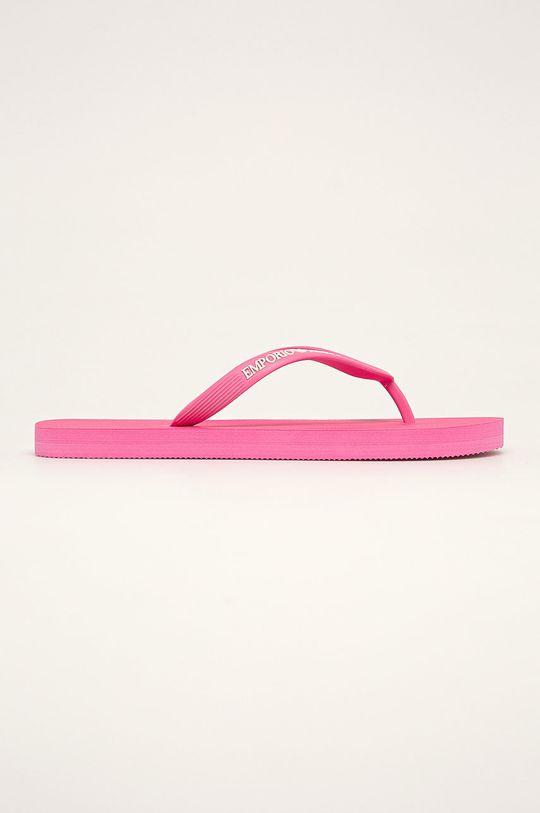 roz ascutit Emporio Armani - Slapi De femei