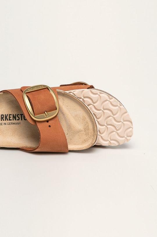 Birkenstock - Papuci Madrid Gamba: Piele naturală Interiorul: Piele naturală Talpa: Material sintetic