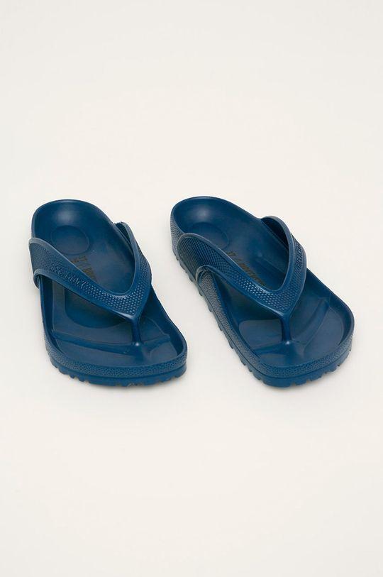 Birkenstock - žabky Honolulu Eva námořnická modř