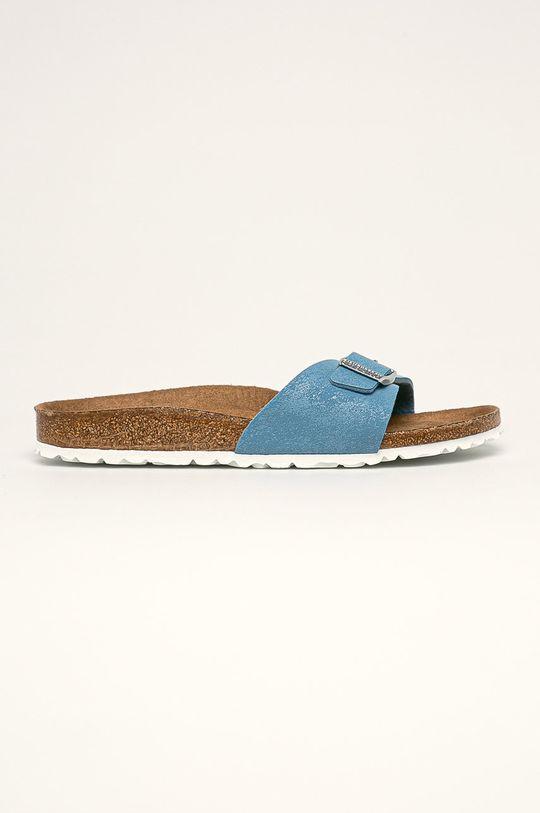 modrá Birkenstock - Pantofle Madrid Dámský