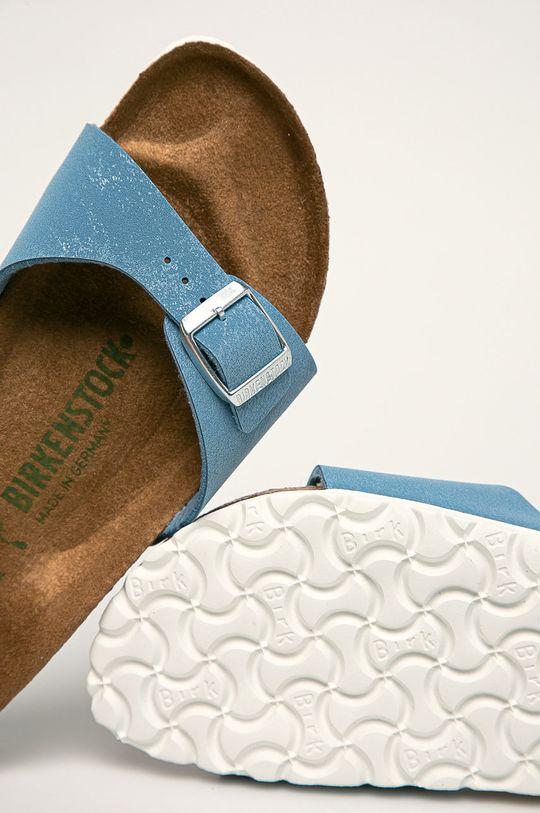 modrá Birkenstock - Pantofle Madrid