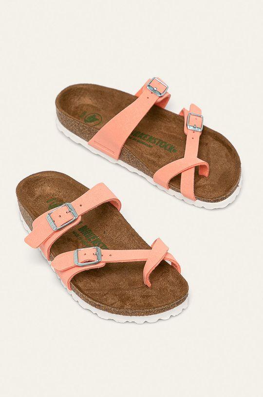 Birkenstock - Pantofle Mayari růžová