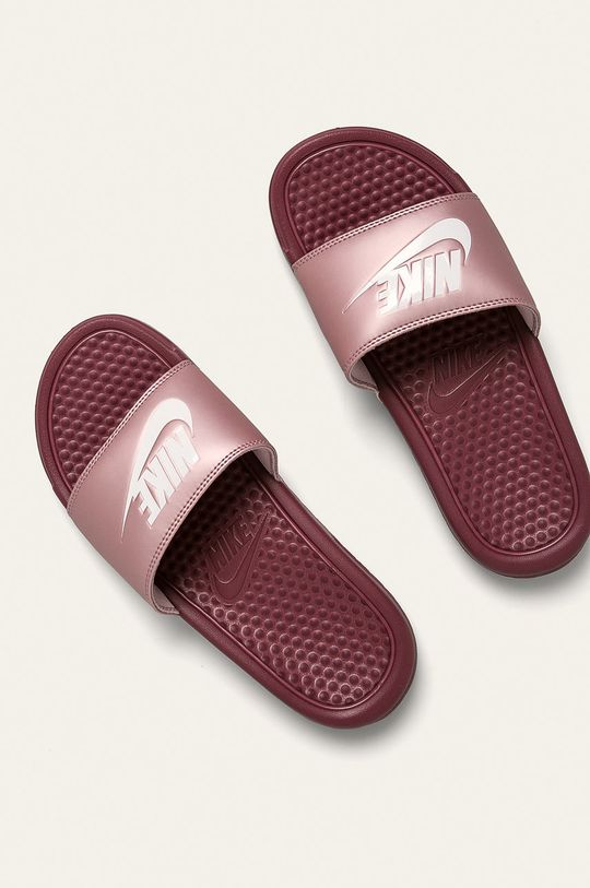 Nike Sportswear - Pantofle fialová