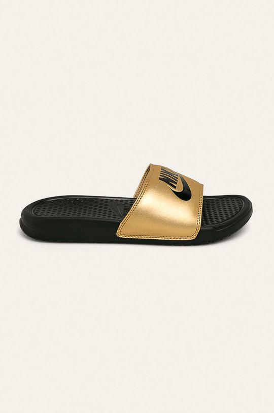 czarny Nike Sportswear - Klapki Damski