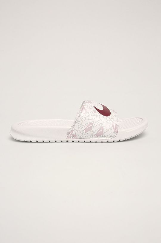 bílá Nike Sportswear - Pantofle Dámský