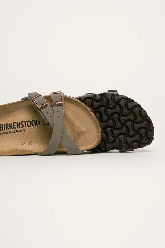 Birkenstock - Papuci Almere Gamba: Material sintetic Interiorul: Piele naturala, Material textil Talpa: Material sintetic