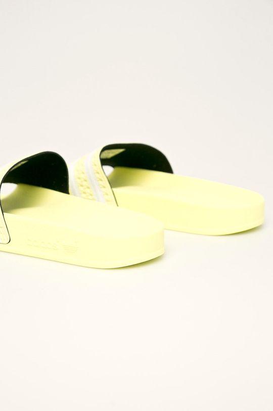 adidas Originals - Papuci Adilette Gamba: Material sintetic Interiorul: Material textil Talpa: Material sintetic