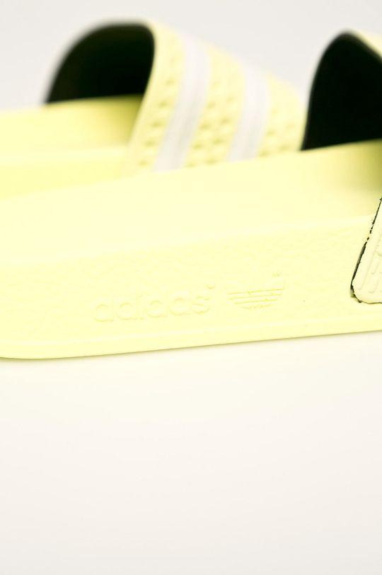 galben adidas Originals - Papuci Adilette