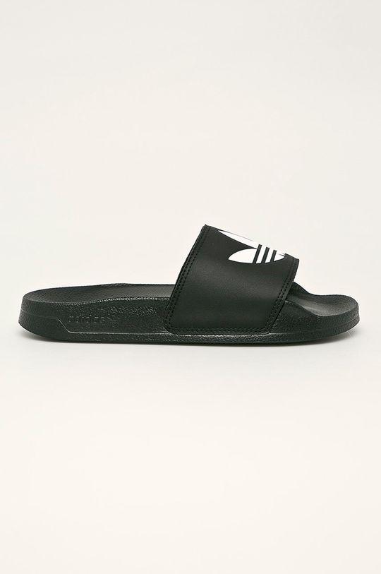 negru adidas Originals - Papuci de casa Adrilette Lite De femei