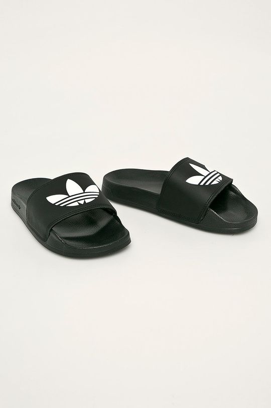 adidas Originals - Papuci de casa Adrilette Lite negru