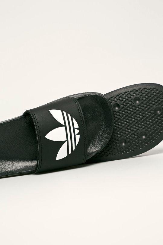 negru adidas Originals - Papuci de casa Adrilette Lite