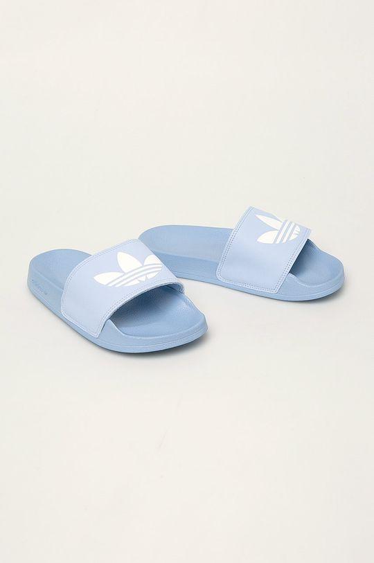adidas Originals - Pantofle světle modrá