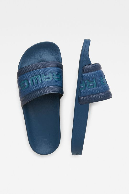 G-Star Raw - Šľapky modrá