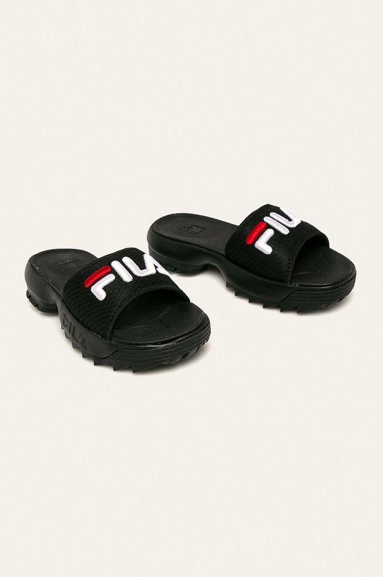 Fila - Papuci Disruptor Slide negru