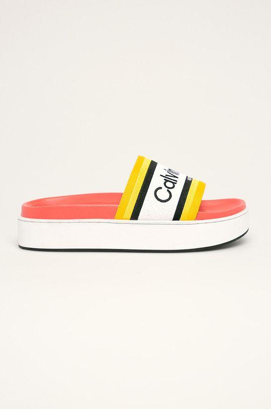 galben Calvin Klein - Papuci De femei