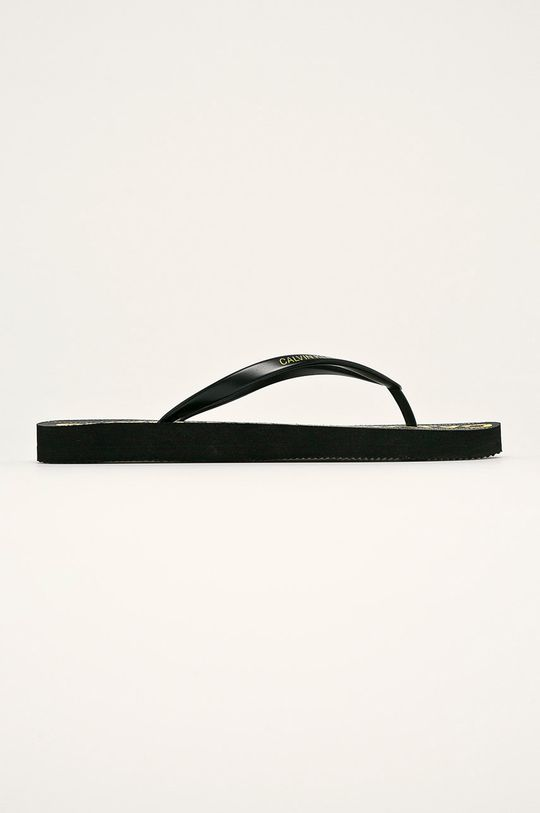 čierna Calvin Klein Jeans - Žabky Dámsky