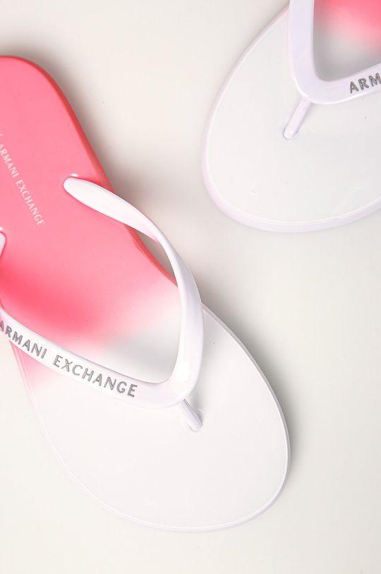 Armani Exchange - Slapi  Material sintetic