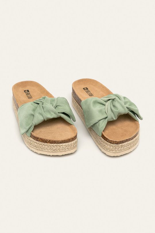 Big Star - Papuci verde