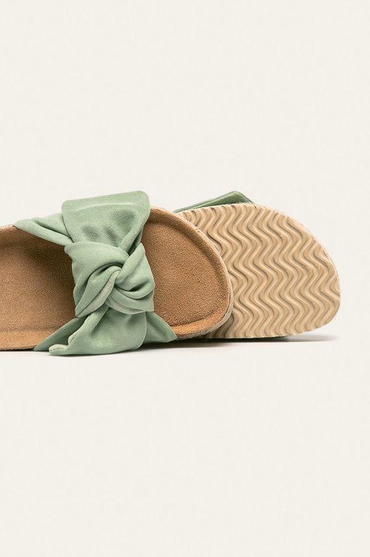 Big Star - Papuci Gamba: Material textil Interiorul: Material textil, Piele naturala Talpa: Material sintetic