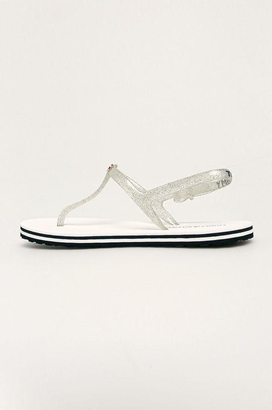 Tommy Hilfiger - Sandały biały