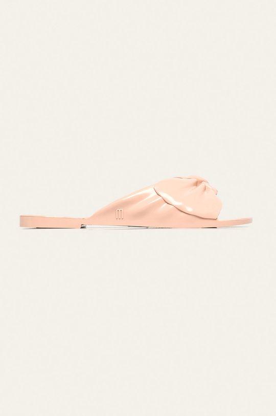 pastelově růžová Melissa - žabky Rose Dámský