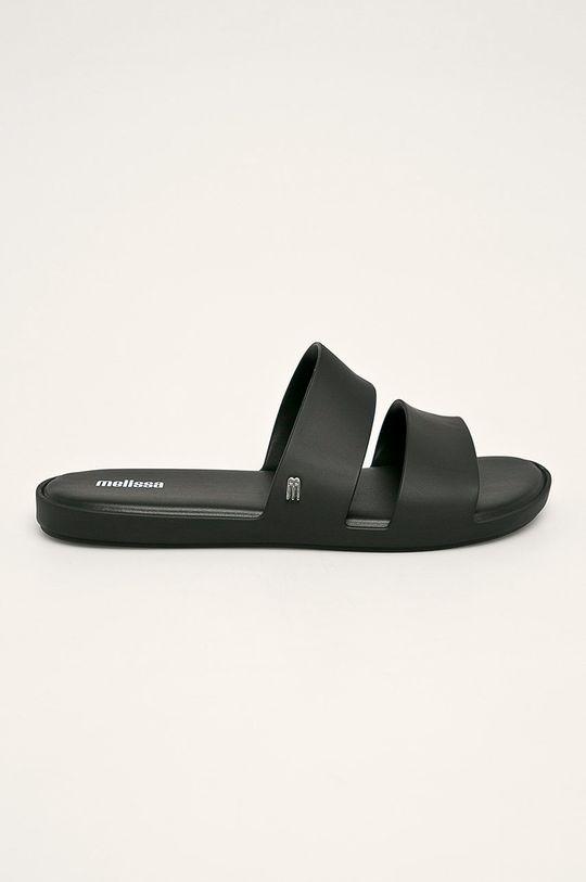 černá Melissa - Pantofle Color Pop Dámský