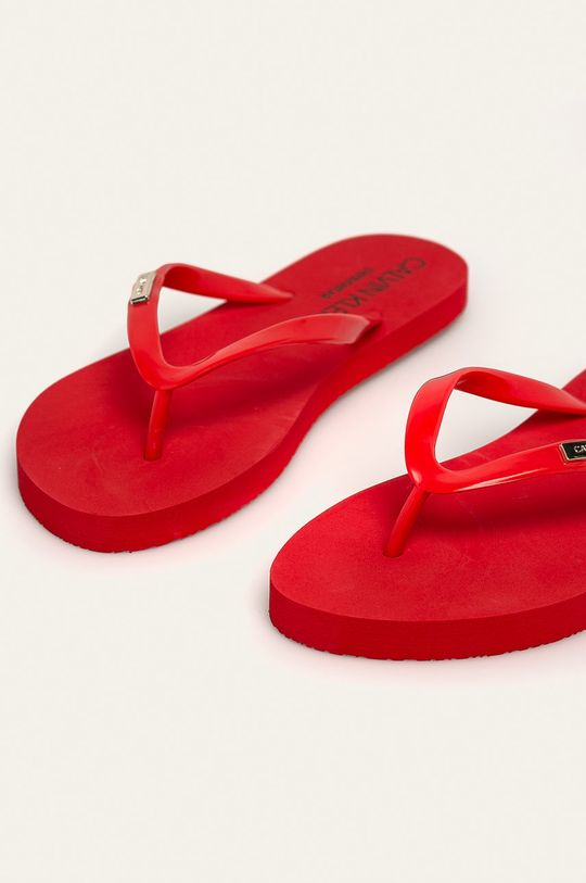 Calvin Klein Underwear - žabky červená
