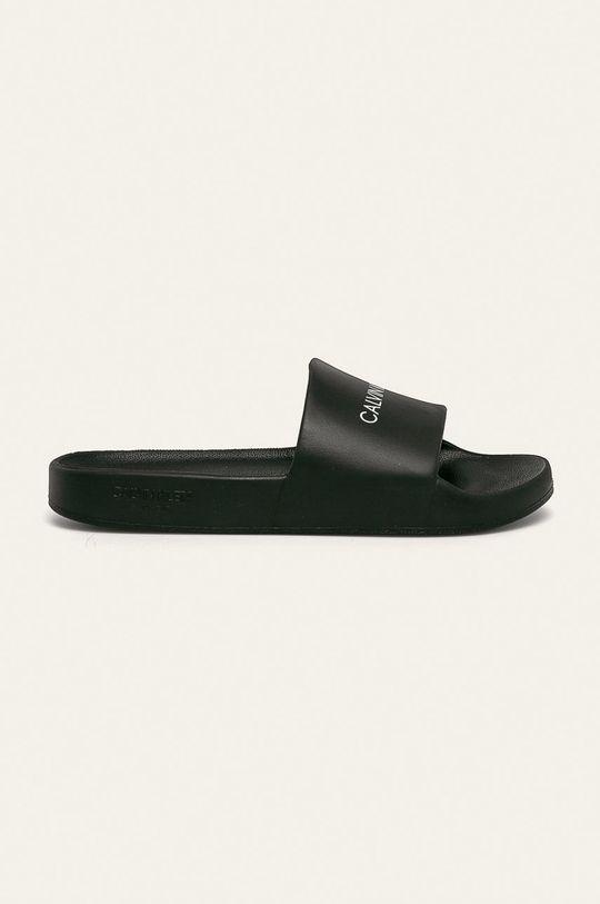 černá Calvin Klein Underwear - Pantofle Dámský