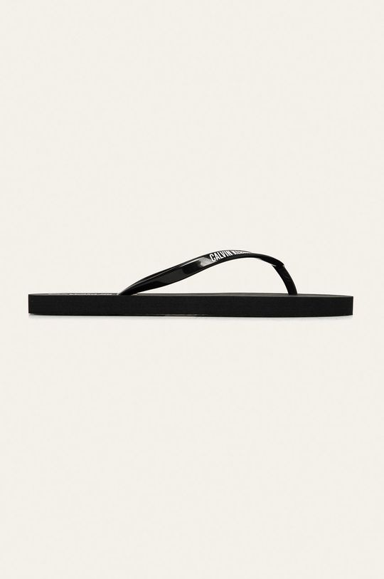 černá Calvin Klein Underwear - žabky Dámský