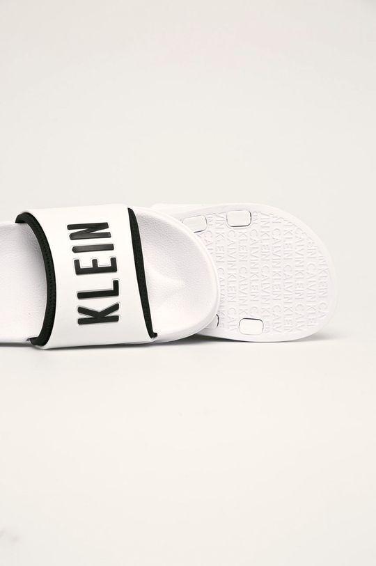 Calvin Klein Underwear - Pantofle Svršek: Umělá hmota Vnitřek: Umělá hmota Podrážka: Umělá hmota