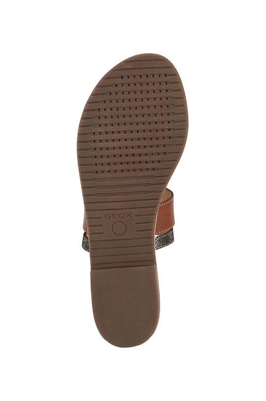 Geox - Kožené šľapky