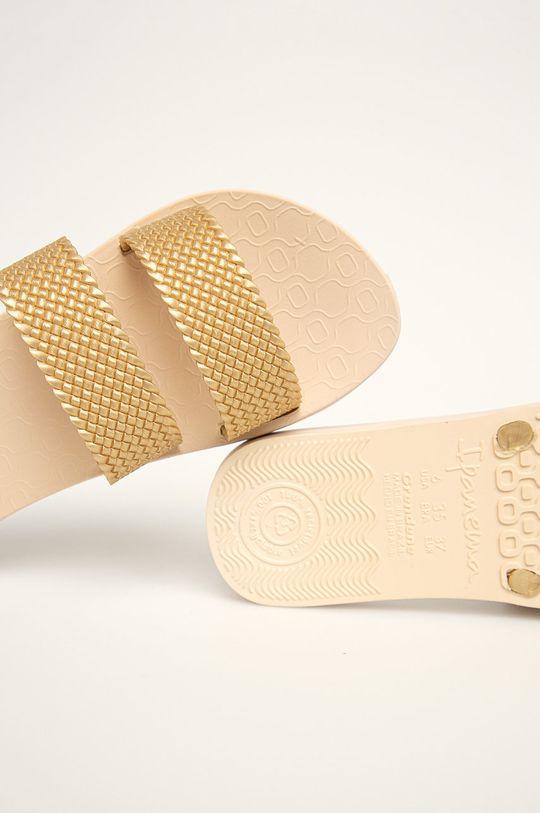 zlatá Ipanema - Šľapky