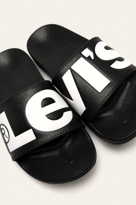 černá Levi's - Pantofle
