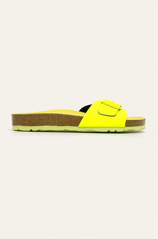 galben deschis Pepe Jeans - Papuci Oban Surf De femei