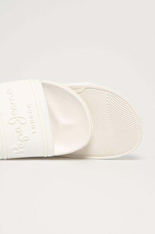 Pepe Jeans - Pantofle Slider Unisex  Svršek: Umělá hmota Vnitřek: Umělá hmota, Textilní materiál Podrážka: Umělá hmota
