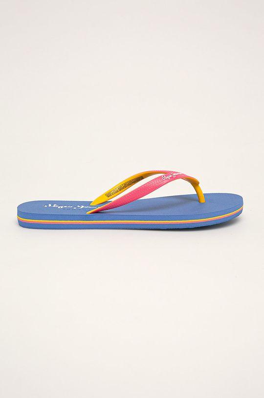 roz ascutit Pepe Jeans - Slapi Beach Basic De femei