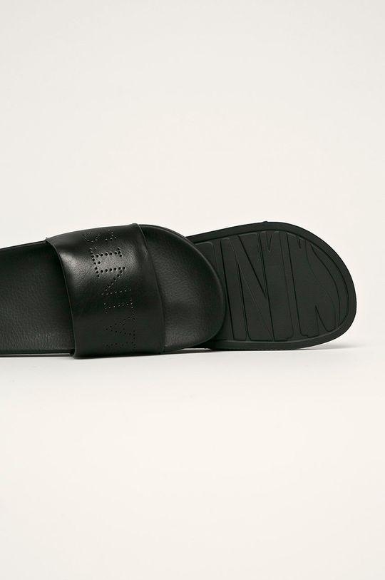 AllSaints - Kožené pantofle Karli Svršek: Přírodní kůže Vnitřek: Umělá hmota, Přírodní kůže Podrážka: Umělá hmota