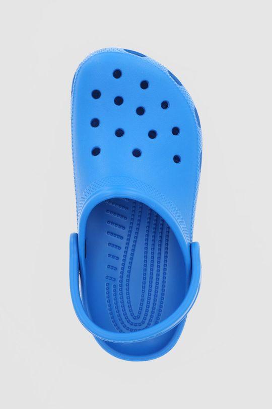 stalowy niebieski Crocs - Klapki