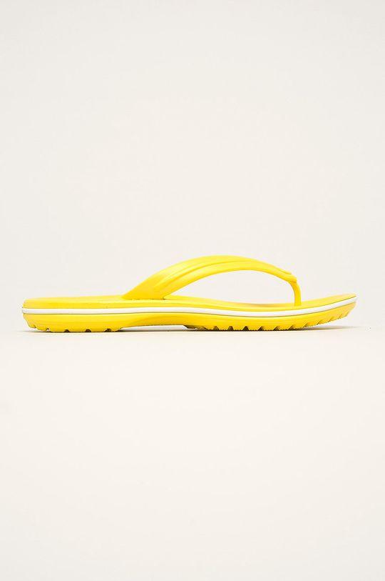 žltá Crocs - Žabky Dámsky